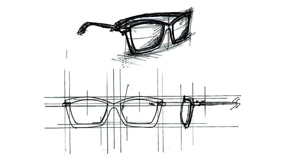 zonnebril ontwerp